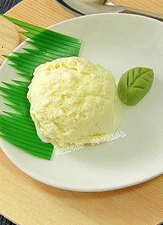 Wasabi Ice Cream (Wasabi Aisu)