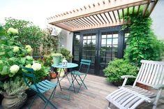 Outdoors: New York Rooftop Garden Roundup: Remodelista