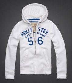 Moletom Hollister Branco HO6054