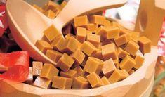 Pripravte si sladké karamelky. | Casprezeny.sk Fruit Roll Ups, Christmas Cookies, Sweet Potato, Mango, Good Food, Food And Drink, Sweets, Vegetables, Cooking