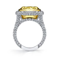 As a couple, one of the most important purchases of your lifetime are your wedding rings. McCaskill takes this responsibility very seriously and promises to make your selection, the quality and the experience one that far surpasses your expectations.... #mccaskillandcompany #yellowdiamond #engagementring #diamond #shesaidyes