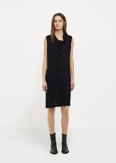 Softlight Dress by Ann Demeulemeester - La Garçonne