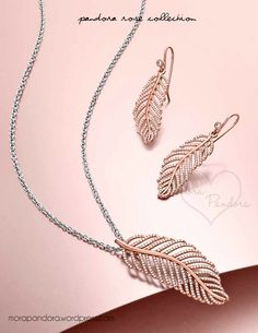Pandora Rose Official Collection - Light as a Feather campaign image. Due out on the 2nd of October!