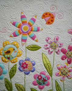 Pretty 'n Pink - Sweet little Garden close up by dontlooknow!, via Flickr