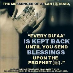 Peace & blessings be upon Muhammad & his holy progeny a. Allah Quotes, Muslim Quotes, Quran Quotes, Religious Quotes, Islam Hadith, Islam Muslim, Islam Quran, Islamic Inspirational Quotes, Islamic Quotes