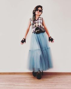 Tulle, My Style, Instagram, Skirts, Pattern, Fashion, Moda, Fashion Styles, Skirt