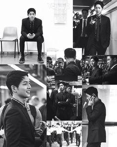 Song Joong Ki for Vogue Korea June Photographed by Kim Hee June Park Hae Jin, Park Seo Joon, Song Joong, Song Hye Kyo, Descendants, Soon Joong Ki, 2016 Songs, Songsong Couple, Boys Wallpaper