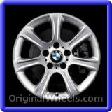 BMW 320I 2014 Wheels & Rims Hollander #71538 #BMW #320I #BMW320I #2014 #Wheels #Rims #Stock #Factory #Original #OEM #OE #Steel #Alloy  #Used