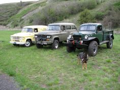 Dodge Power wagon LINEUP