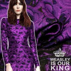 100x155cm European American High-end Elegant Womens Jacquard Yarn Dyed Fabrics for Spring Autumn Coat Dress Skirt Suit Shirt