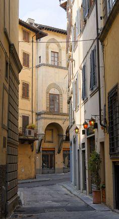 Via dei Federighi, Firenze / A.Cucchiero