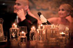 Skumppaa + kynttilöitä