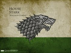 Wallpaper Showcase of the Houses from Game of Thrones via YouTheDesigner.com