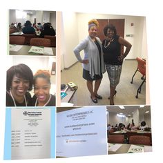 Thank you FDHA for having me present my Grant Writing seminar to your grantee partners.