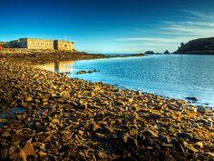 Fort Raz, Longis Bay, Alderney. (Neil Howard/Visit Alderney)