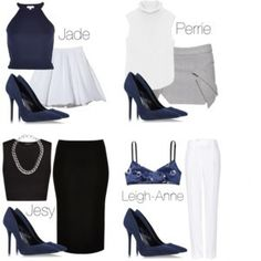 Nice Little Mix Outfits, Nice, Polyvore, Image, Fashion, Moda, Fashion Styles, Nice France, Fashion Illustrations