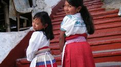 Traje típico de Michoacán