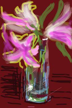 "art-mysecondname: ""David Hockney """