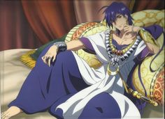 Sinbad :3 Ona my fav characters from this show