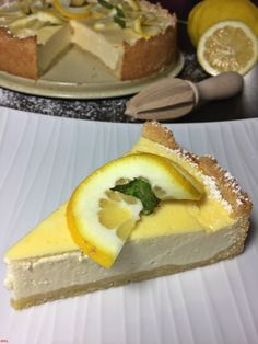 very quick and easy . so tasty citro Zitronen-Käsekuchen…ganz schnell und einfach…so lecker zitronig frisch Lemon cheesecake … very quick and easy … so delicious lemony fresh – baking with passion - Easy Cookie Recipes, Healthy Dessert Recipes, Healthy Snacks, Desserts, Healthy Drinks, Lemon Cheesecake, Cheesecake Recipes, Classic Cheesecake, Cheesecake Cookies