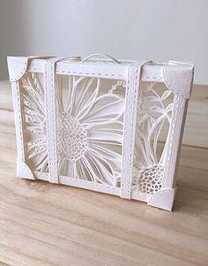 Naho Katayama Intricate and Delicate Paper Cuts nahokatayama