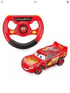 LIGHTNING MCQUEEN REMOTE CONTROL VEHICLE - CARS 3 #Disney