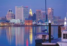 Baltimore's Inner Harbor Photo by Middleton Evans Home