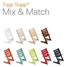 Mix & match Stokke Tripp Trapp colors & accessories to suit your child's personality & decor – The award-winning grow with your child design from Norwegian brand Stokke