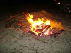 Bonfire @ SPI