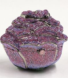77d244e1bc95 Judith Leiber Precious Rose bag Expensive Purses, Most Expensive Handbags, Most  Expensive Clothes,