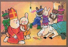 Verhaal de Sint