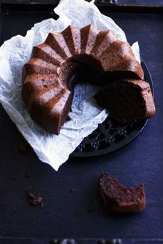 Buttermilk chocolate bundt cake by dina