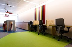 "Sonova AG ""the lab"" office by Büronauten AG, Stäfa – Switzerland » Retail Design Blog"