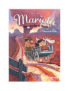 MARIETA. LOS RECUERDOS DE NANETA 2. Camino de la escuela   Dibbuks