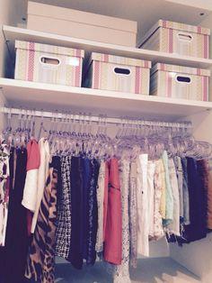 Personal Closet Organizer louçaria organizada! | kc personal organizer | pinterest