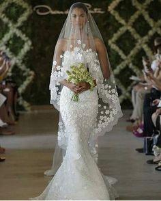 Vestido de Noiva modelo Sereia - inspiração