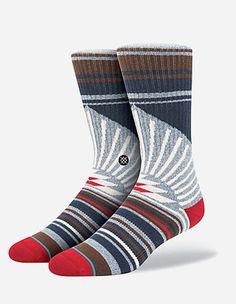Stance - Arecibo Socken blue