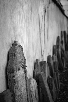 Headstones, Jewish Cemetery, Prague by Luke Rice on 500px