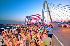 protest ravenel bridge south carolina - Google Search