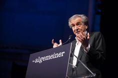 Bernard-Henri Lévy: tenemos que librar la 'batalla por la verdad' contra el antisemitismo