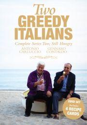 Two Greedy Italians, Series 2; Still Hungry