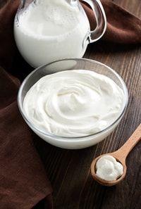Par quoi remplacerla crème fraîche ?
