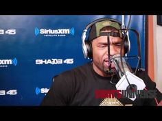 LOADED LUX Lights Mic Up with Freestyle over Original Black Milk Beats