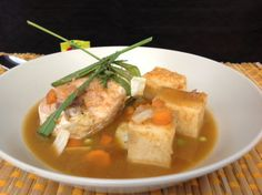 yam in fish peppersoup recipe