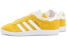 adidas gazelle amarillas