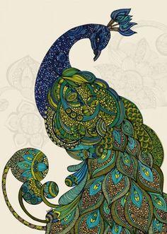 Valentina Harper (Ramos). Esta artista venezolana derrama felicidad cuando dejar salir de su estilográfica un mundo de sueños y fantasías, lleno de pequeños detalles intrincados, salpicados de vivas notas de color.