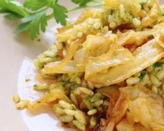 Risotto minceur au fenouil : http://www.fourchette-et-bikini.fr/recettes/recettes-minceur/risotto-minceur-au-fenouil.html