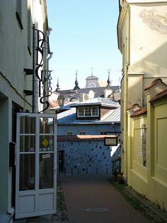Literatu Street by Lithuanian Tours