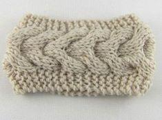 35d0f3aa12a6 Crochet knitted Headband in three colors options. Etno ŠperkyHáčkované  ČiapkyČelenkyVzdušné Háčkovanie