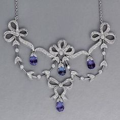 Edwardian Jewelry – Necklaces |